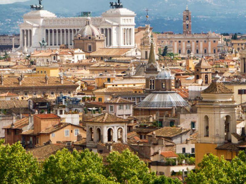 Экскурсия Образы Рима. От Собора Святого Петра до Колизея