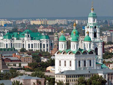 Влюбиться в Астрахань за 2 часа!