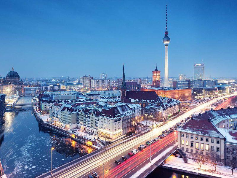 Все грани Берлина за один день!