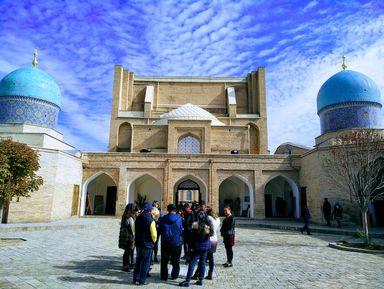 Ташкент — любовь с первого взгляда
