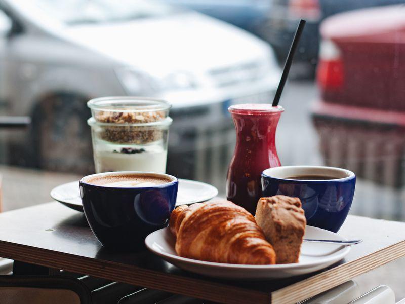 Берлин со вкусом кофе и шоколада