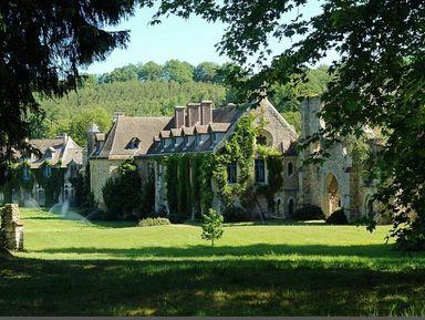 Долина Шеврёз, или аутентичная Франция в пригороде Парижа