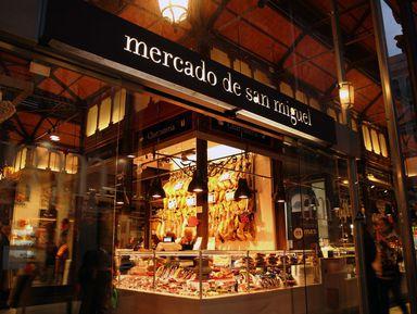 Колоритные рынки Мадрида