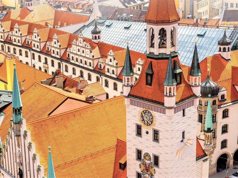 Большое путешествие по Мюнхену