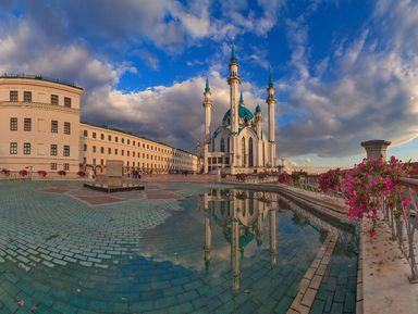 Групповая экскурсия-квест поКремлю «Сказ Казанского Кота»
