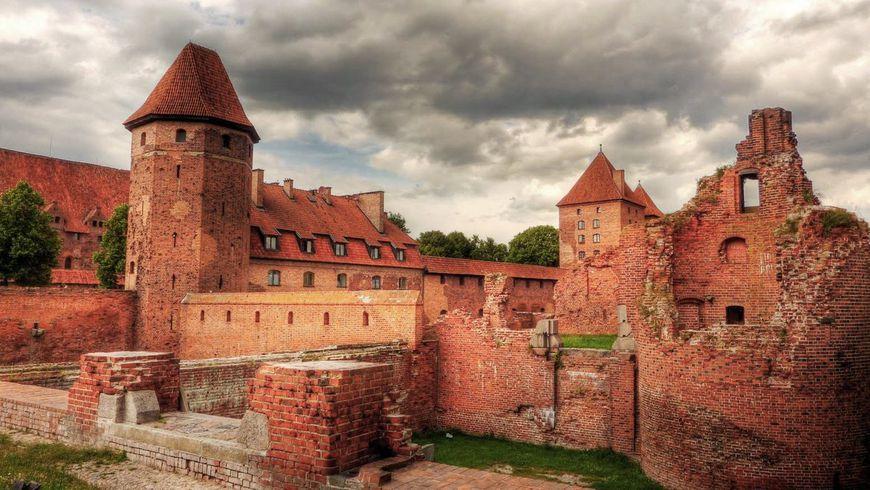Путешествие к замкам Тевтонского ордена