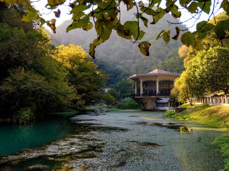 В Абхазию! Групповая экскурсия в Страну души