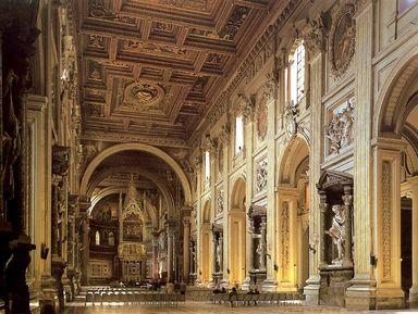 Скульптуры Микеланджело в Риме