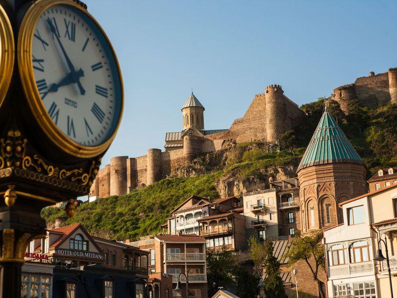 Тбилиси вчера и сейчас width=