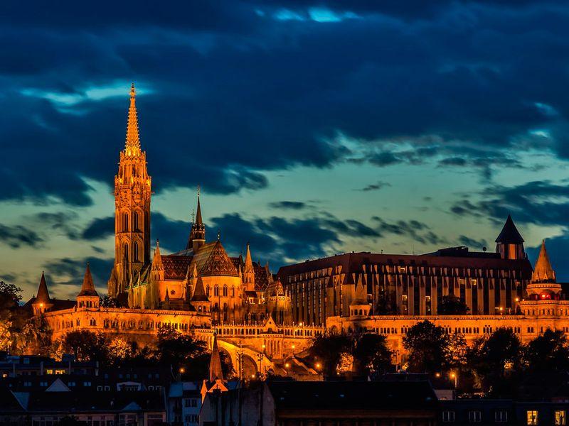 Экскурсия Прогулка по Будапешту и легендарным руин-барам
