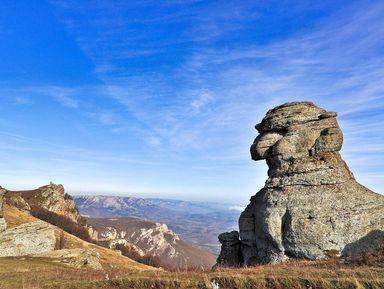 Долина Привидений— поездка изАлушты
