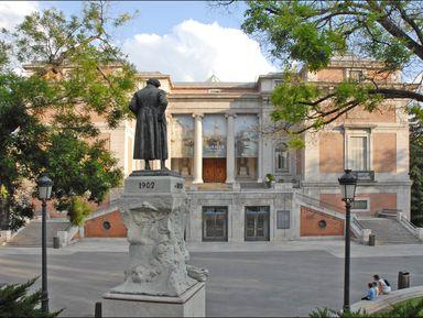 Главное в музее Прадо