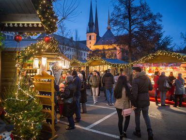 Люксембург и Трир: сказка, рассказанная накануне Святой ночи