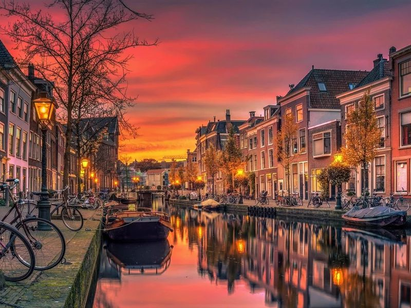 Экскурсия Вечерний Амстердам