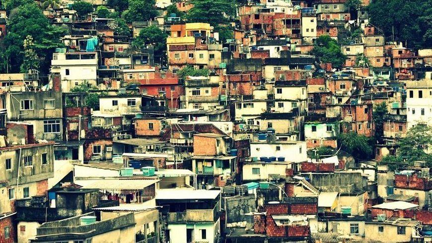 Фавелы Рио-де-Жанейро