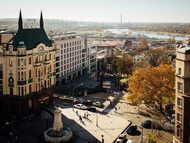Белград — первое свидание