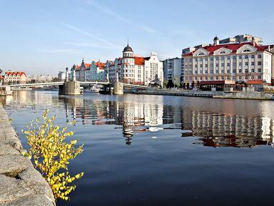 Калининград и Зеленоградск: город и море