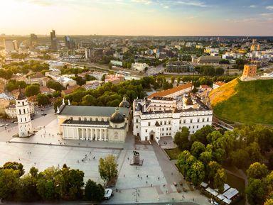 Вильнюс — путешествие во времени