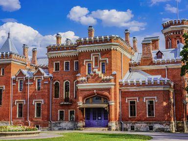 Тайны дворца Ольденбургских