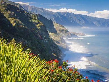 Волшебные пейзажи северной Мадейры
