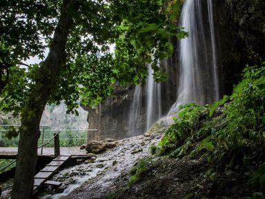 Чегемские водопады — чудо Кабардино-Балкарии