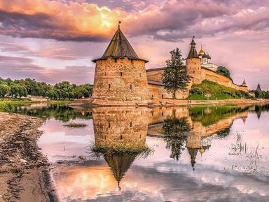 Псков — Ольгин град нареке Великой