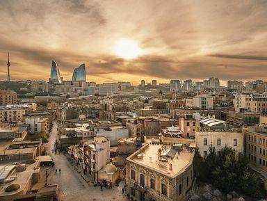 5религий Баку. Поулицам города— сквозь века