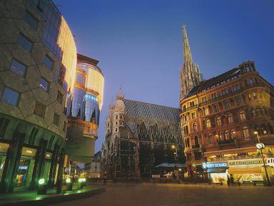 Нестандартная прогулка по Вене