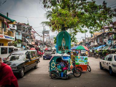 Задержитесь в Маниле на денек!