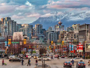 Удивительный Ванкувер