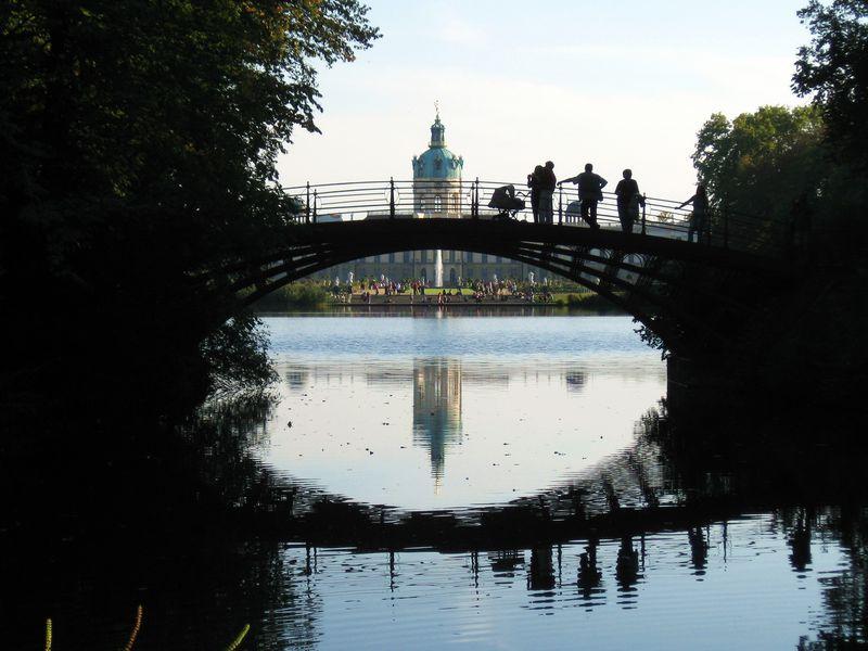 Экскурсия Шарлоттенбург — королевский блеск и современный лоск