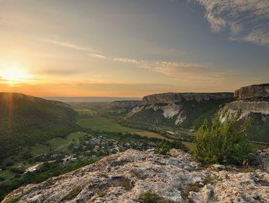 Трекинг по Большому каньону Крыма