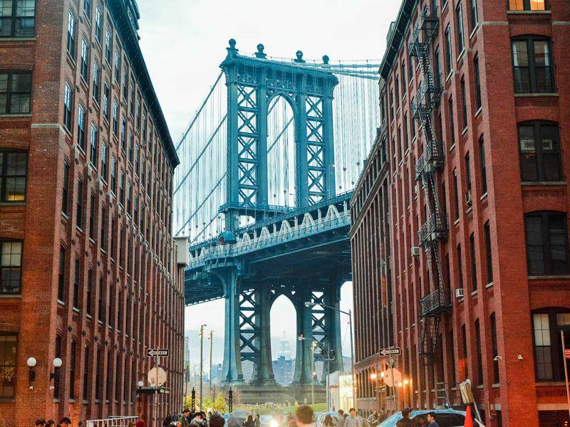 Экскурсия Бруклин не хуже, чем Манхэттен!