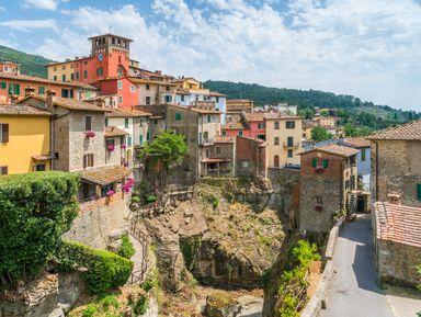Очарование и вкусы Тосканы