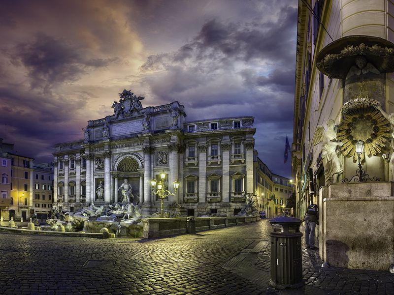 Экскурсия Магия вечернего Рима