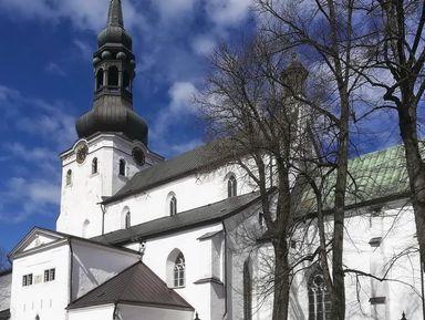 Экскурсии по Домскому собору в Таллине на русском языке – отзывы и цены на экскурсии 2021 года