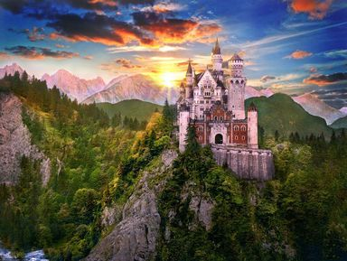 ВНойшвантштайн изИнсбрука: пересечь Альпы иоказаться всказке