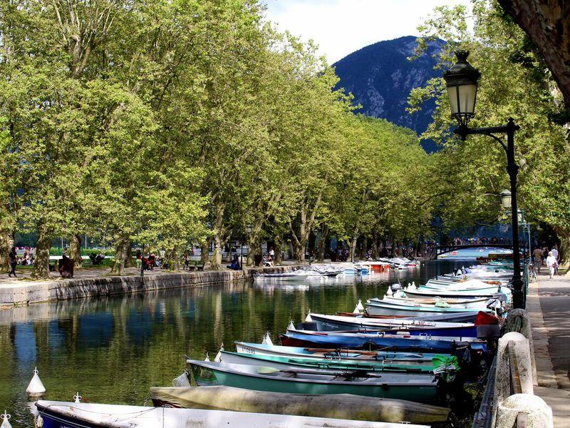 Анси — история и легенды альпийской Венеции