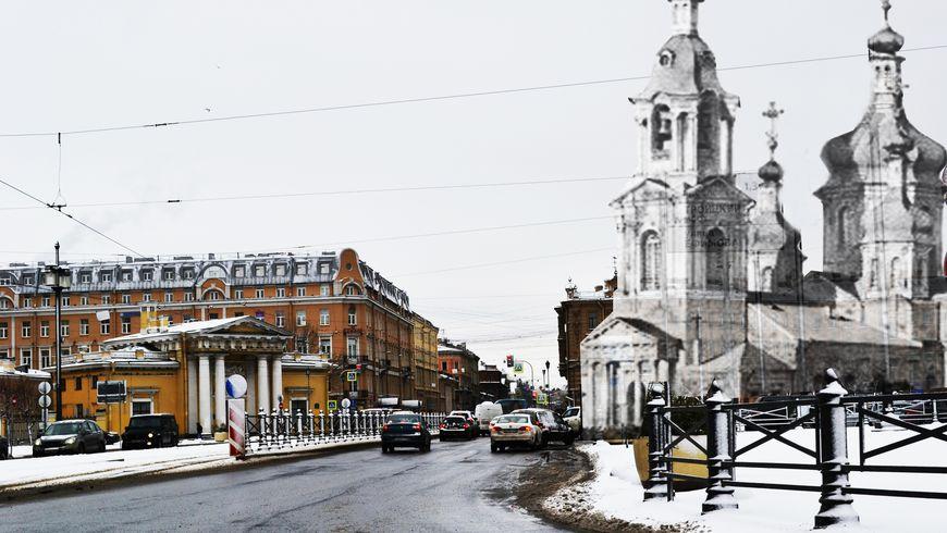 Утраченные достопримечательности Петербурга
