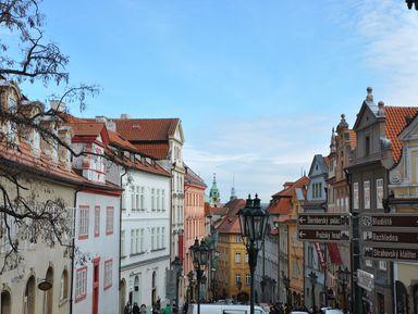 Градчаны и Пражский град — от Средневековья до наших дней
