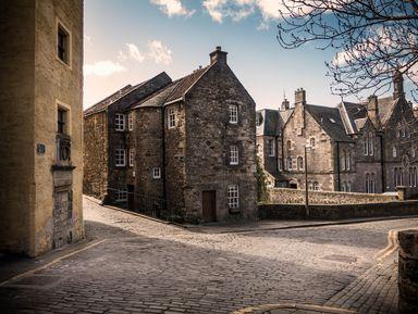 Эдинбург илюди: ожившая история влицах