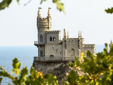 Ялта и дворцы Южнобережья: автобусная экскурсия из Евпатории