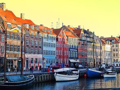 Знакомьтесь, Копенгаген!
