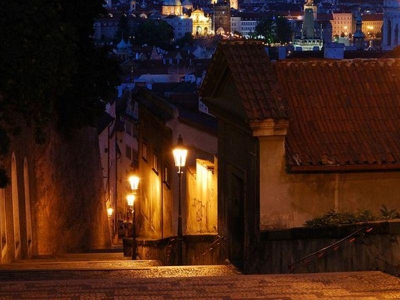 Экскурсия «Вечерняя Прага»