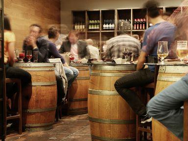 Бар-тур: греческое вино состилем