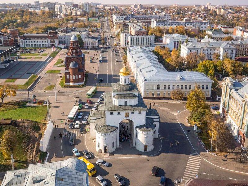Владимир сквозь столетия