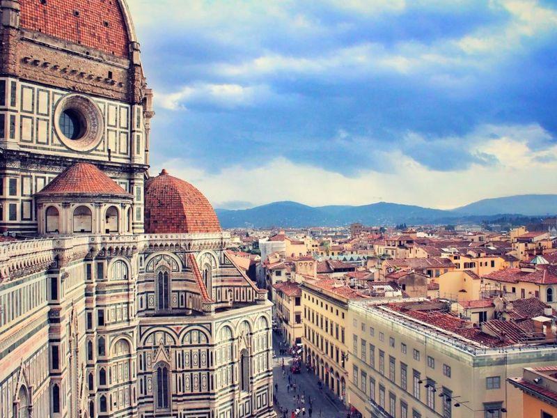 Экскурсия Влюбиться во Флоренцию