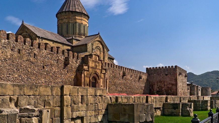 Тбилиси-Мцхета: две древние легенды