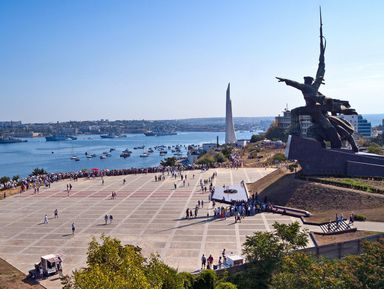 Севастопольский альбом: визитные карточки города