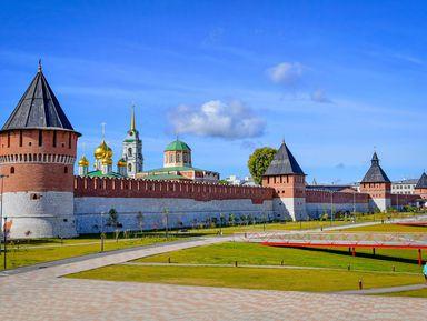 Два в одном: Тульский кремль и археологический музей